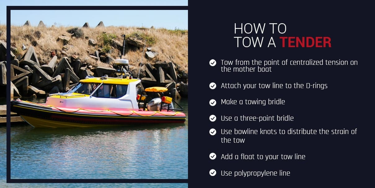 How to Tow a Tender