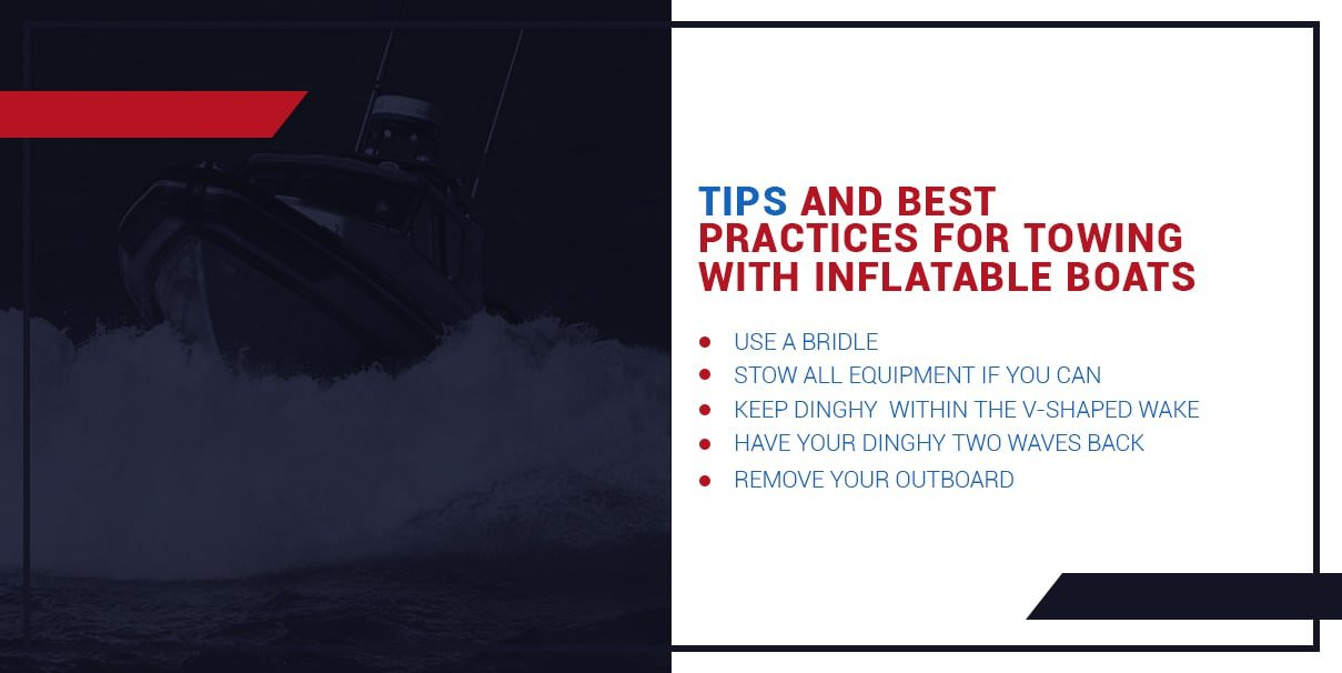 Inflatable Boat Towing Best Practices