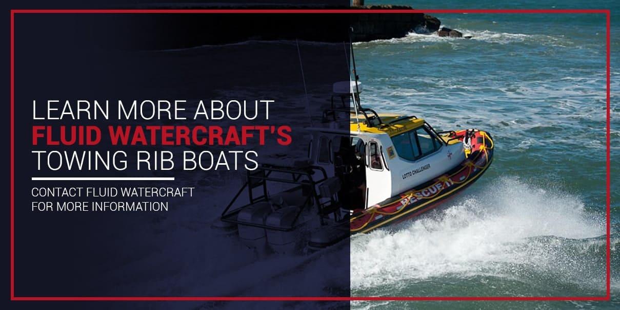 Fluid Watercraft RIB Boats
