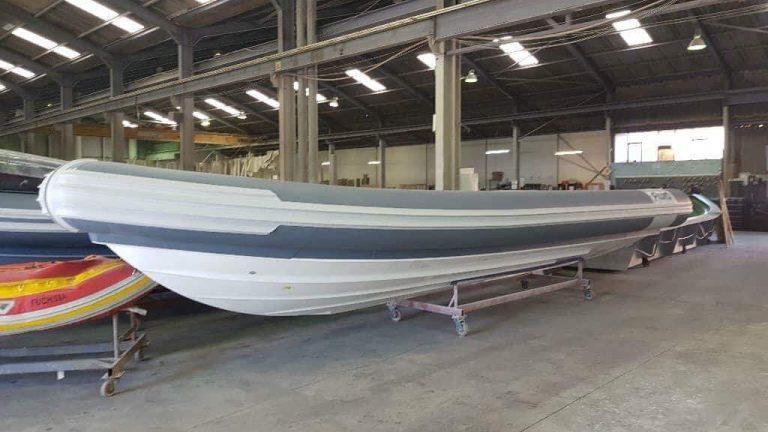 RIB Boat Production