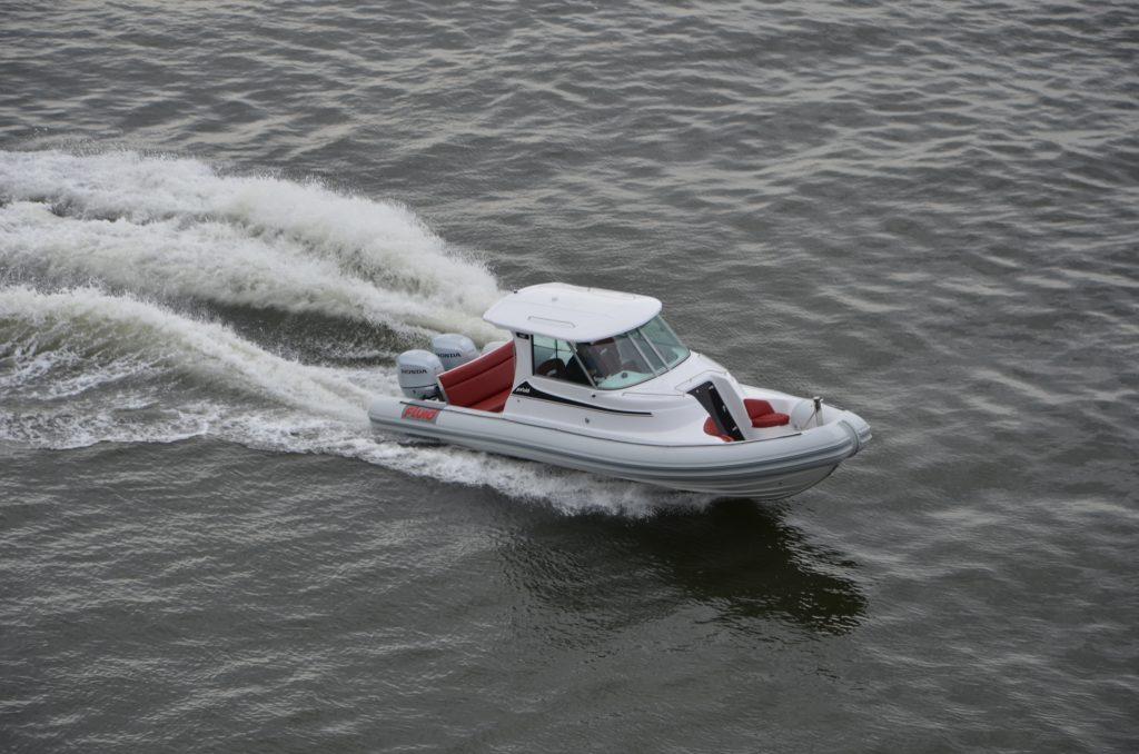 Adventure 850 MC Inflatable Boat