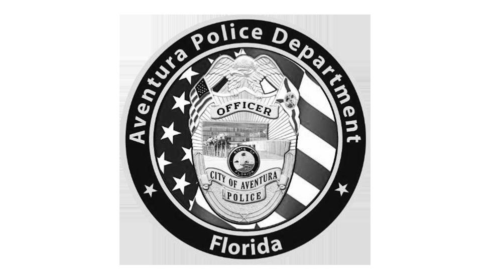 Aventura Florida Police Department Logo