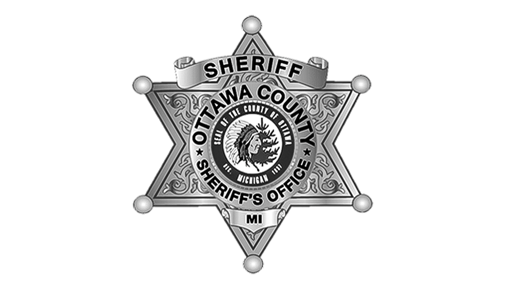 Ottawa County, MI: Sheriff's Office Logo