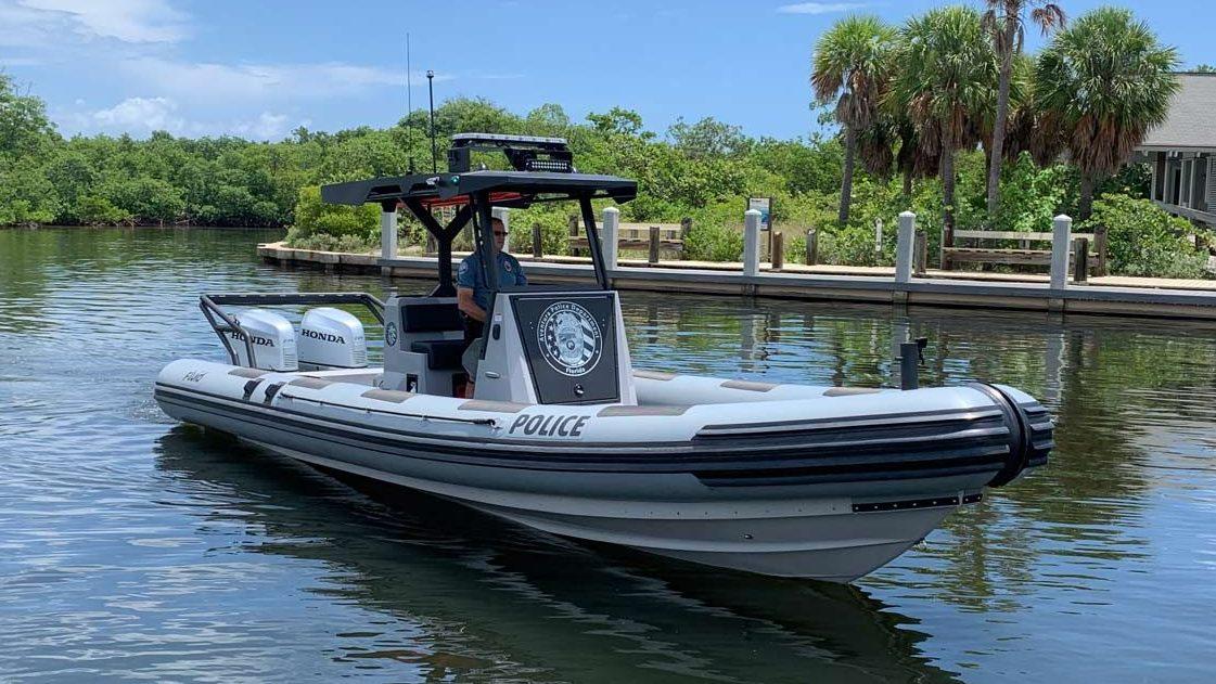 880 Patrol Boat for Aventura Police