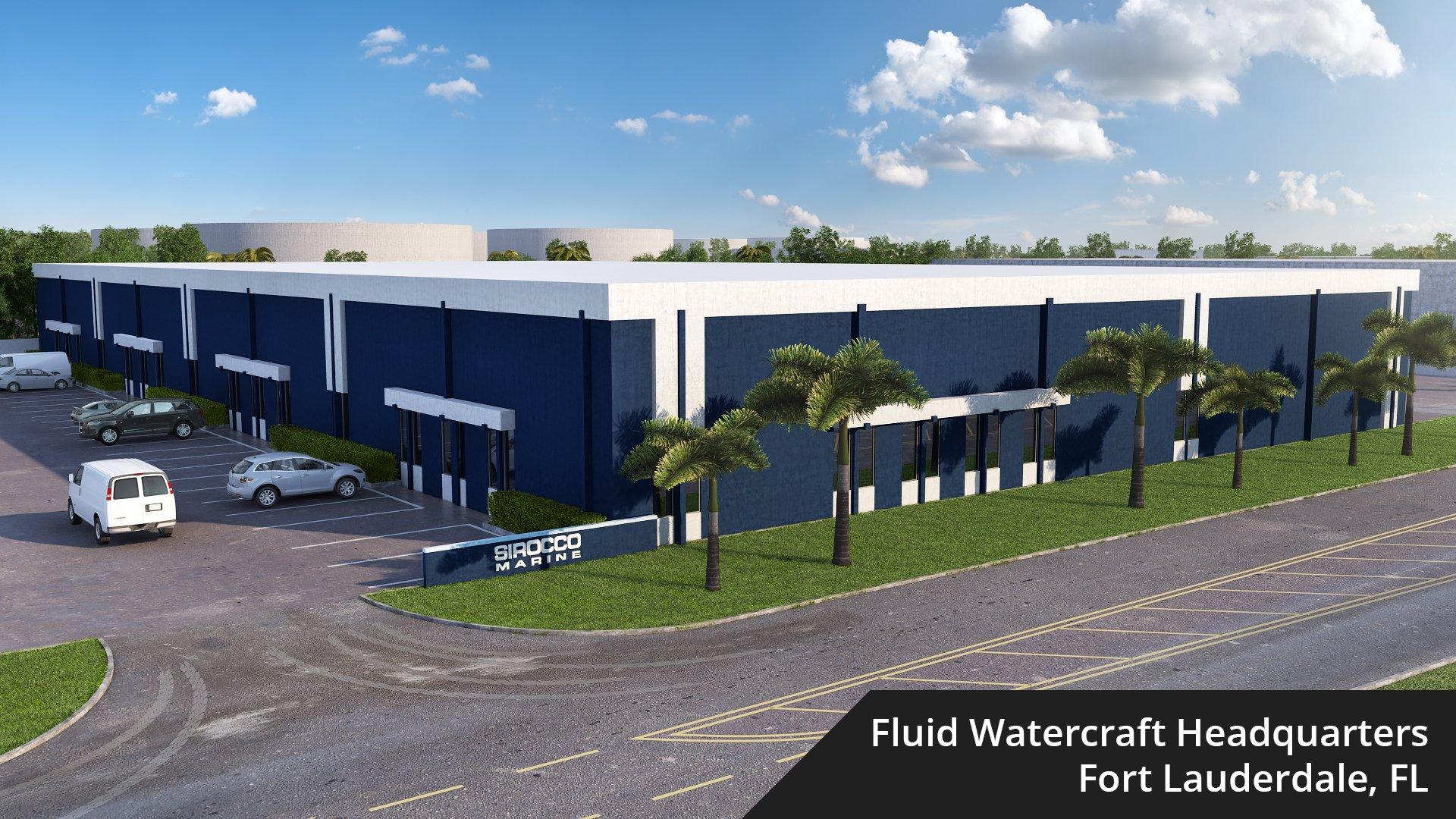 Fluid Watercraft HQ in Fort Lauderdale, FL